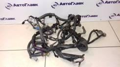 Проводка двс. Toyota Cresta, GX100 Toyota Mark II, GX100 Toyota Chaser, GX100 Двигатель 1GFE
