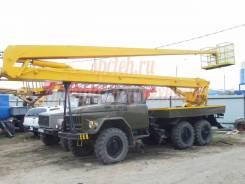 Аренда Автовышка АГП-22 (ЗИЛ Вездеход)