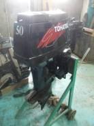 Tohatsu. 50,00л.с., 2х тактный, бензин, нога S (381 мм), Год: 2001 год