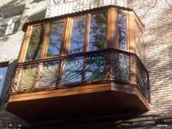 Изготовление, установка пластиковых окон, дверей, балконы и лоджии
