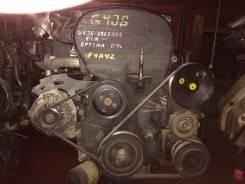 Двигатель в сборе. Kia Optima
