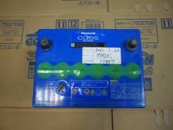 Panasonic. 60 А.ч., левое крепление, производство Япония