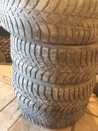 Bridgestone Ice Cruiser 5000. Зимние, шипованные, износ: 60%, 4 шт