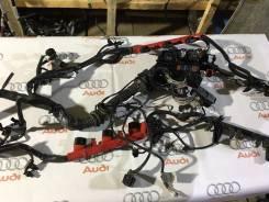 Проводка двс. Audi Coupe Audi A5, 8F, 8TA Audi S Двигатели: CAEA, CAEB, CALA, CAPA, CCWA, CDHB, CDNB, CDNC