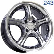 Sakura Wheels. 6.5x15, 4x100.00, ET38, ЦО 73,1мм. Под заказ