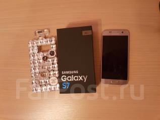 Samsung Galaxy S7. Б/у