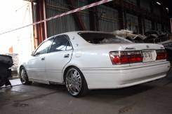 Амортизатор. Toyota Crown, JZS171, JZS175 Toyota Crown Majesta, JZS171, JZS175 Двигатели: 2JZFSE, 1JZGE, 1JZGTE, 1JZFSE
