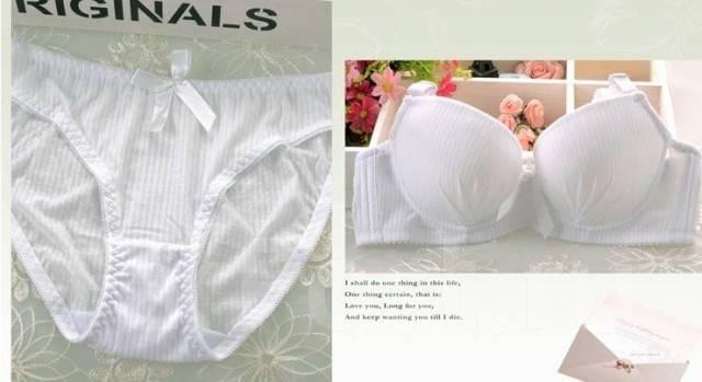 Комплекты нижнего белья. 40-44