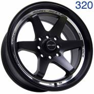 Sakura Wheels. 7.0x15, 4x100.00, 4x114.30, ET30, ЦО 73,1мм. Под заказ