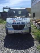 Эвакуатор. 3 700 куб. см.