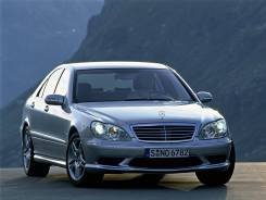 Mercedes-Benz S-Class. W220, M112 944