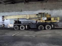 Январец КС 6471. Автокран 40тн. КС-6471 Январец, 13 500 куб. см., 40 000 кг., 27 м.