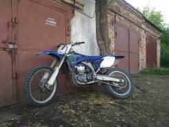 Yamaha YZ 450F. 450 куб. см., исправен, птс, с пробегом