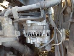 Генератор. Mitsubishi Challenger Mitsubishi Delica Mitsubishi Pajero Двигатель 4M40