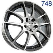 Sakura Wheels. 6.0x15, 5x100.00, ET45, ЦО 73,1мм. Под заказ