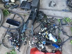 Электропроводка. Toyota Corolla, CDE120, NZE120, NDE120, CE120, ZZE120, ZRE120 Двигатель 4ZZFE
