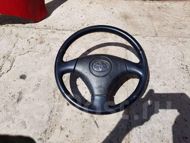 Руль (аирбэг) ZZT 240 Mark Jzx110 jzx100 st202 st215 Aristo Ipsum. Toyota: Platz, Corona, Windom, Aristo, Ipsum, iQ, Corolla, Altezza, MR-S, Tercel, D...