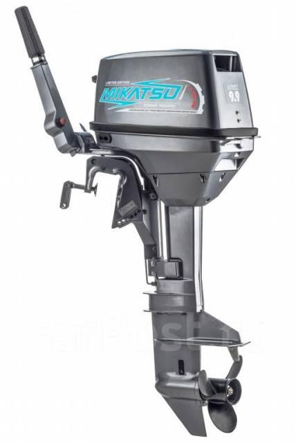 Mikatsu. 9,90л.с., 2х тактный, бензин, нога S (381 мм), Год: 2017 год