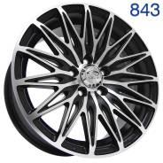Sakura Wheels. 6.5x15, 5x100.00, ET40, ЦО 73,1мм. Под заказ