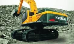Hyundai R520LC-9S. Экскаватор гусеничный