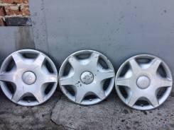 """Оригинальные Колпаки Toyota R15, 3 шт. Диаметр 15"""", 1 шт."""