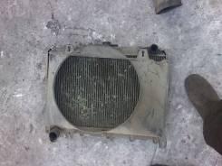 Радиатор охлаждения двигателя. Nissan Vanette, VUJNC22, VUJNBC22, KUJNC22, KUGNC22 Двигатели: GL, LD20, SGL, EXC, SC, LD20T