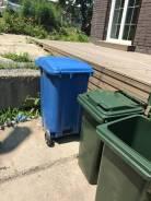 Контейнеры мусорные.