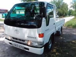 Toyota Toyoace. Toyota ToyoAce,1996г., дизель 3L, борт, находится в Спасске-Дальнем, 2 800 куб. см., 1 500 кг.