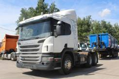 Scania P. Скания 400 6x4, 12 700 куб. см., 1 800 000 кг.
