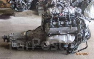 Двигатель в сборе. Toyota: Crown, Celsior, Crown Majesta, Aristo, Land Cruiser Prado, Soarer Двигатели: 1UZFE, VVTI