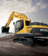 Hyundai R140LC-7. Экскаватор гусеничный Hyundai R140LC-9S
