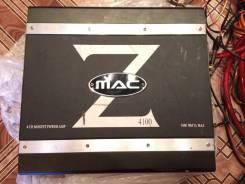 4-канальный усилитель Mac Audio Z 4100. Под заказ