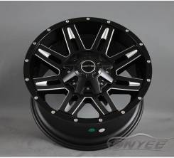 HD Wheels. 9.0x18, 6x135.00, 6x139.70, ET0, ЦО 108,0мм. Под заказ