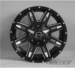 "HD Wheels. 9.0x18"", 5x127.00, 5x139.70, ET0, ЦО 87,1мм. Под заказ"