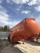 Бецема БЦМ-42. Продается полуприцеп цистерна, 42 998 кг.