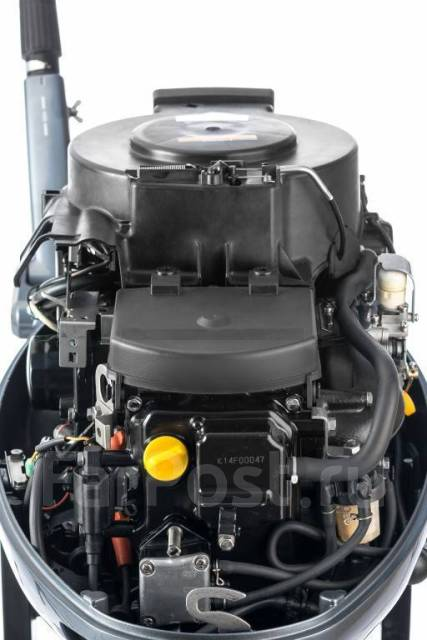 Mikatsu. 30,00л.с., 4-тактный, бензиновый, нога S (381 мм), Год: 2017 год