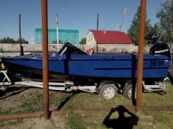 Амур. Год: 2008 год, длина 6,50м., двигатель подвесной, 115,00л.с., бензин
