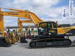 Hyundai R330LC-9S. Экскаватор гусеничный