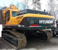 Hyundai R380LC-9SH. Экскаватор гусеничный