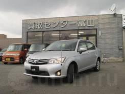 Toyota Corolla Axio. автомат, 4wd, 1.5 (110 л.с.), бензин, 94 000 тыс. км, б/п. Под заказ