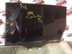 Стекло боковое. Honda Fit, GE8 Двигатель L15A