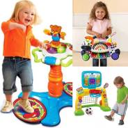 Развивающие игрушки в прокате детских товаров