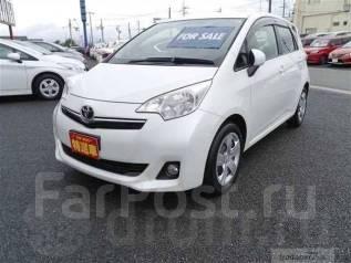 Toyota Ractis. автомат, передний, 1.3, бензин, б/п. Под заказ