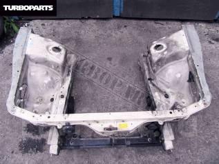 Рамка радиатора. Toyota Mark II, LX90Y, JZX91E, JZX90E, GX90, JZX90, LX90, JZX91, JZX93, SX90 Двигатели: 2LTE, 2JZGE, 4SFE, 1JZGTE, 1JZGE, 1GFE