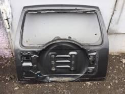 Дверь багажника. Mitsubishi Montero Mitsubishi Pajero, V93W, V97W