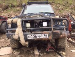 Toyota Land Cruiser. Продам ПТС Toyota Land Cruser HZJ-81, 1HZ.