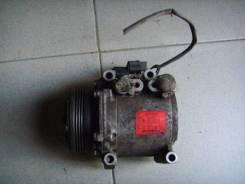 Компрессор кондиционера. Mitsubishi: Minica, Toppo BJ Wide, eK-Series, Toppo BJ, Pajero Mini Двигатель 3G83