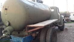 ГАЗ 52-01. Водовозка, 5 000 куб. см., 3,50куб. м.