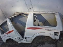 Крыло. Mitsubishi Pajero, V24WG, V24W