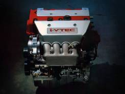 Двигатель в сборе. Honda: Civic, Domani, Concerto, FR-V, Vigor, Mobilio Spike, Mobilio, S2000, MDX, Saber, Element, Fit Shuttle, Quint, CR-X del Sol...
